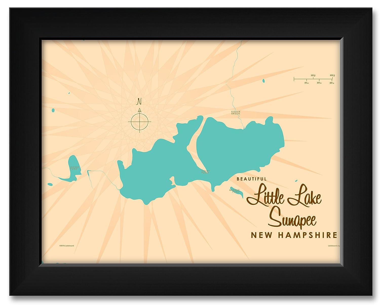 Amazon.com: Northwest Art Mall Little Lake Sunapee New ...