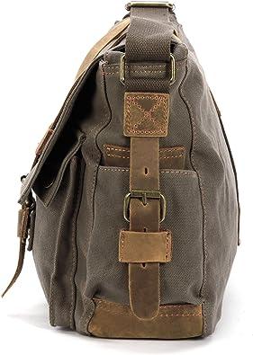 anladia sac bandoulière cuir messenger