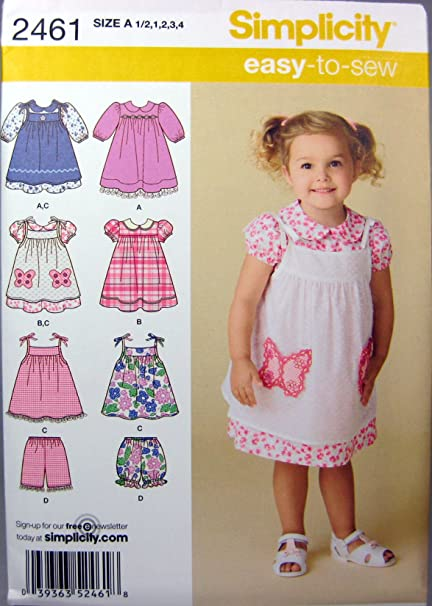 Girls' Clothing (newborn-5t) Baby & Toddler Clothing Beautiful Baby Pinafore Dress Size 1-2 Months