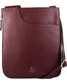 6d9c90fa5952 Radley Handbag Pocket Bag. Medium Cross Body Bag 90102 Brown  Amazon ...
