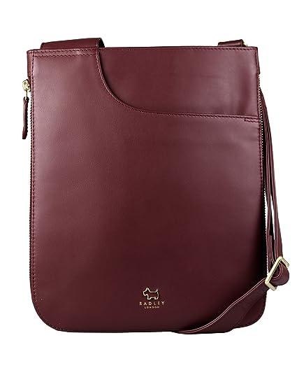 33051edb31 Radley Pocket Bag Medium Zip-Top Cross Body Bag  Amazon.co.uk  Luggage
