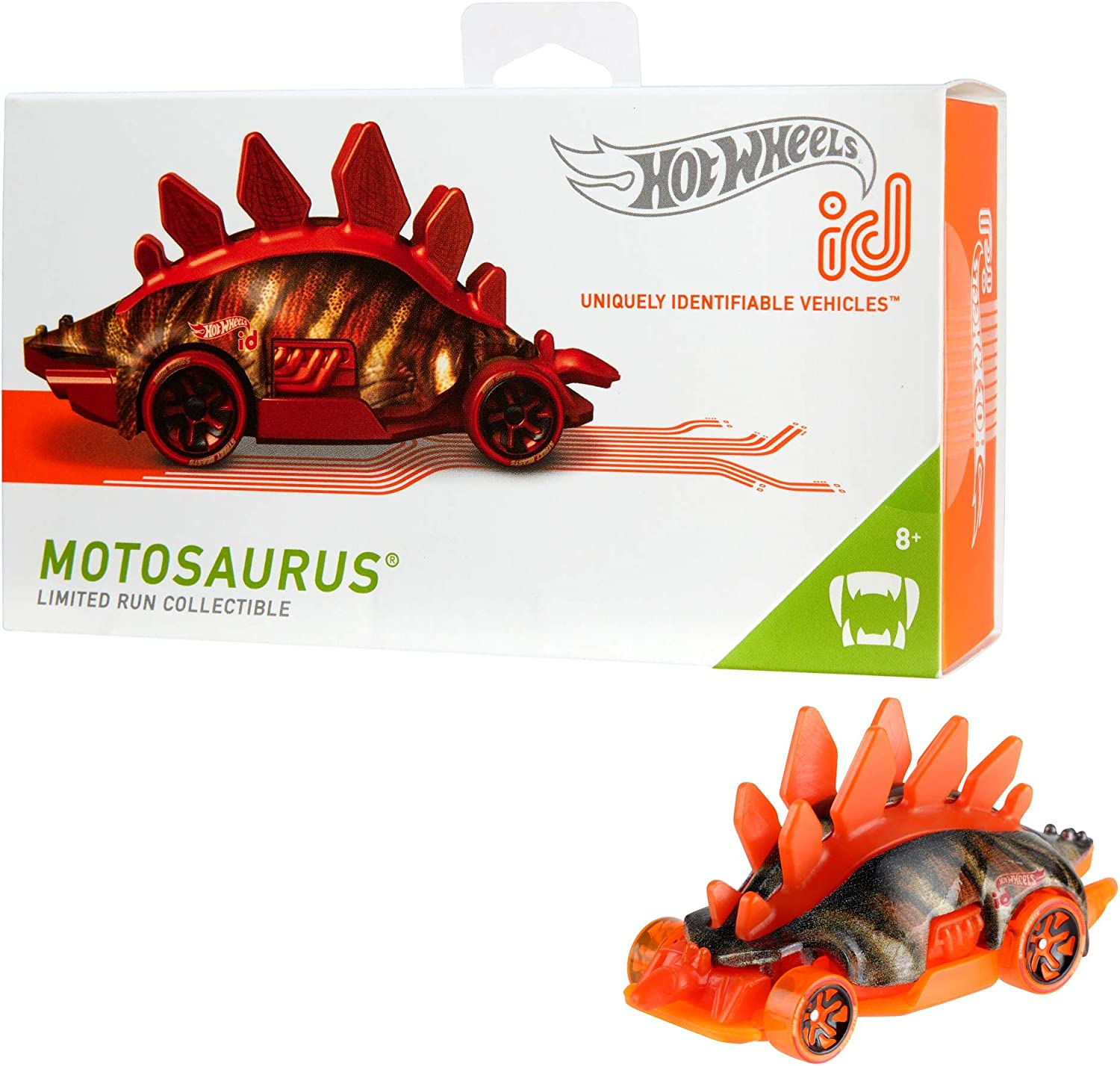 Hot Wheels id Motosaurus {Street Beasts}