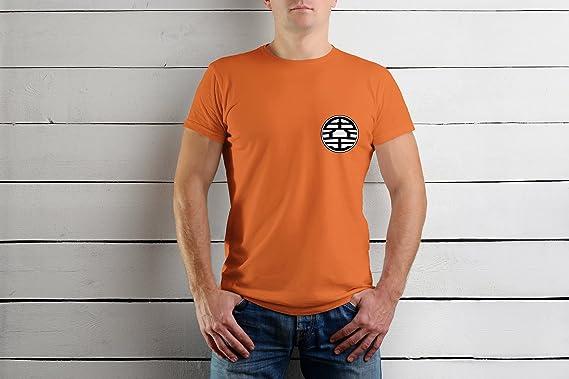 Hangout Store Dragon Ball Z Kame Symbol Premium Cotton T Shirt