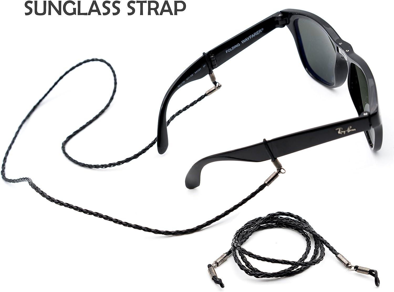 One Size Quick Strap Eyewear Accessories White