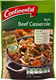 Continental Recipe Base Rich Beef Casserole 50G
