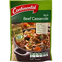 Continental Recipe Base Rich Beef Casserole, 12 x 50g