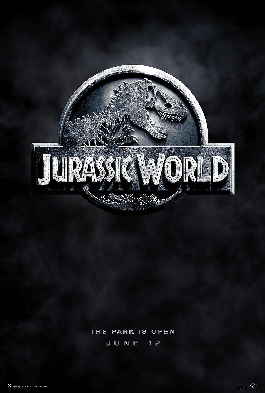JURASSIC WORLD MOVIE POSTER 2 Sided ORIGINAL Advance 27x40 CHRIS PRATT JUDY GREER
