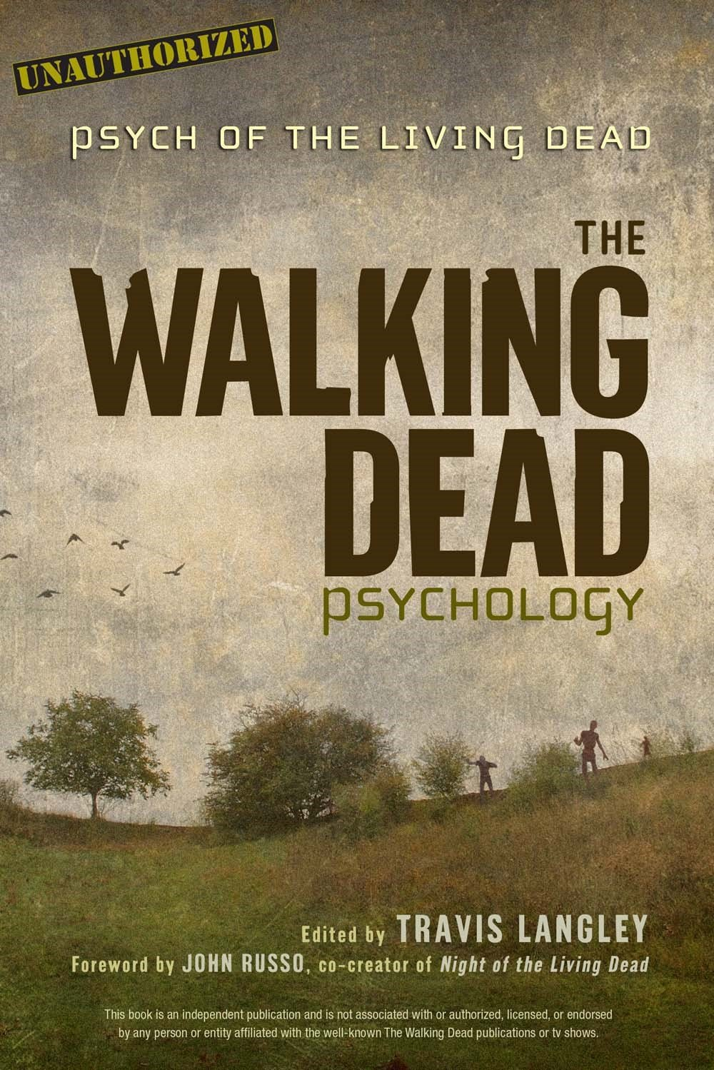 Amazon.com: The Walking Dead Psychology: Psych of the Living Dead ...