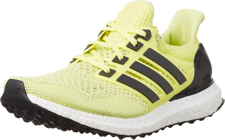 adidas Ultra Boost W, Chaussures de Sport Femme Jaune