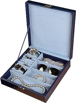 Gafas Caja relojes & Joyero Sweetheart Joyero para gafas, relojes ...