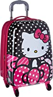 "Heys Hello Kitty 20"" Carry-On Spinner Upright Luggage Suitcase"
