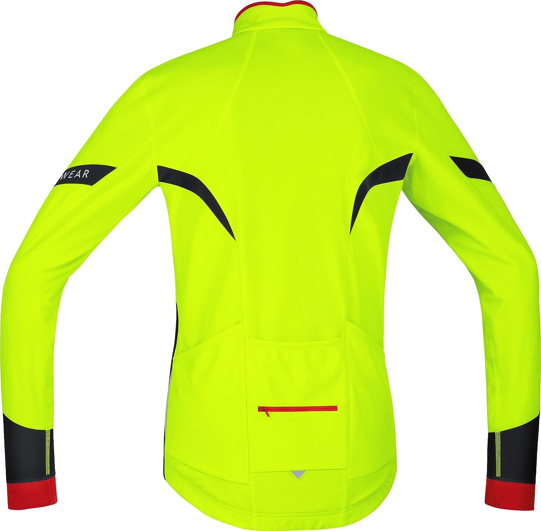98d7358ed Amazon.com  Gore Bike Wear Power 2.0 Thermo Jersey - Long-Sleeve - Men s   Sports   Outdoors