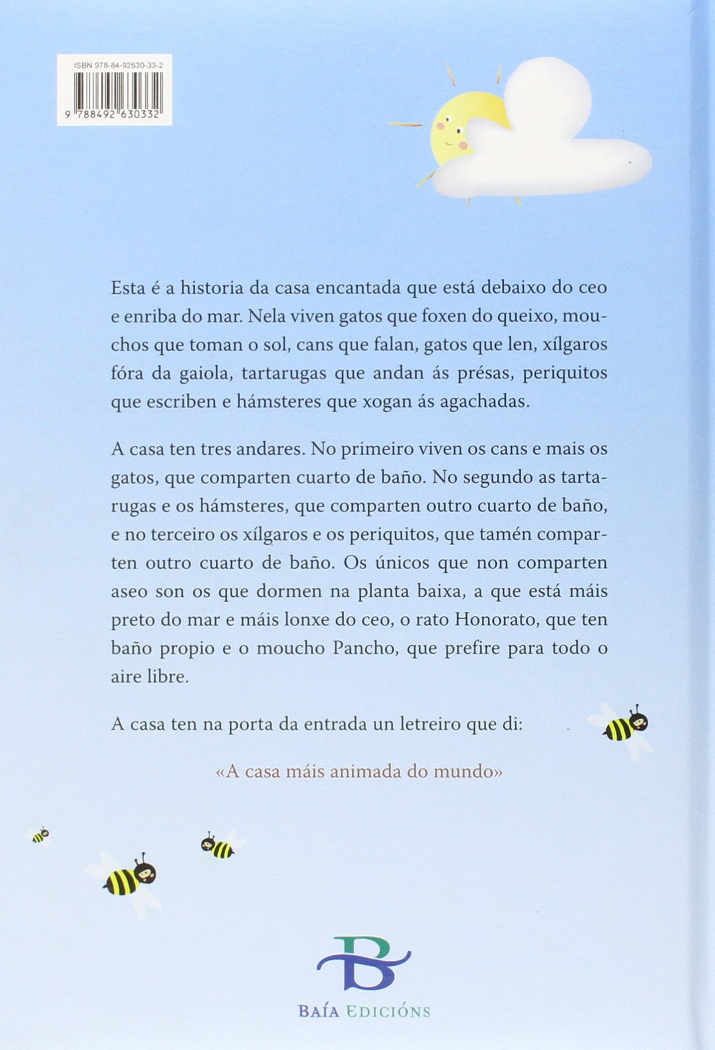(G).CASA MAIS ANIMADA DO MUNDO, A.(INFANTIL-XUVENIL): 9788492630332: Amazon.com: Books
