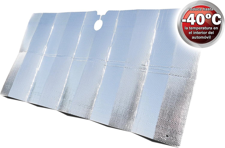 Ropre - Grande Premio - Parasol Tiny 130 x 70cm Compacto - Fabricación Europea