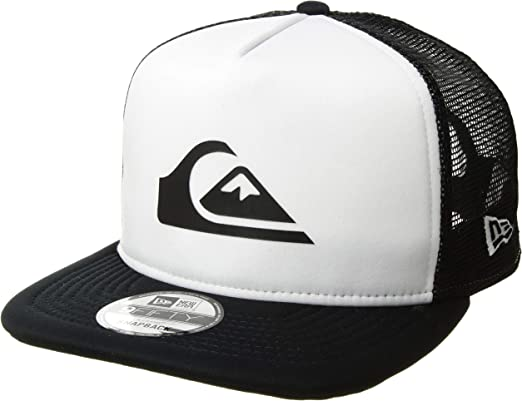 Quiksilver Mens Podium Trucker Hat: Amazon.es: Ropa y accesorios