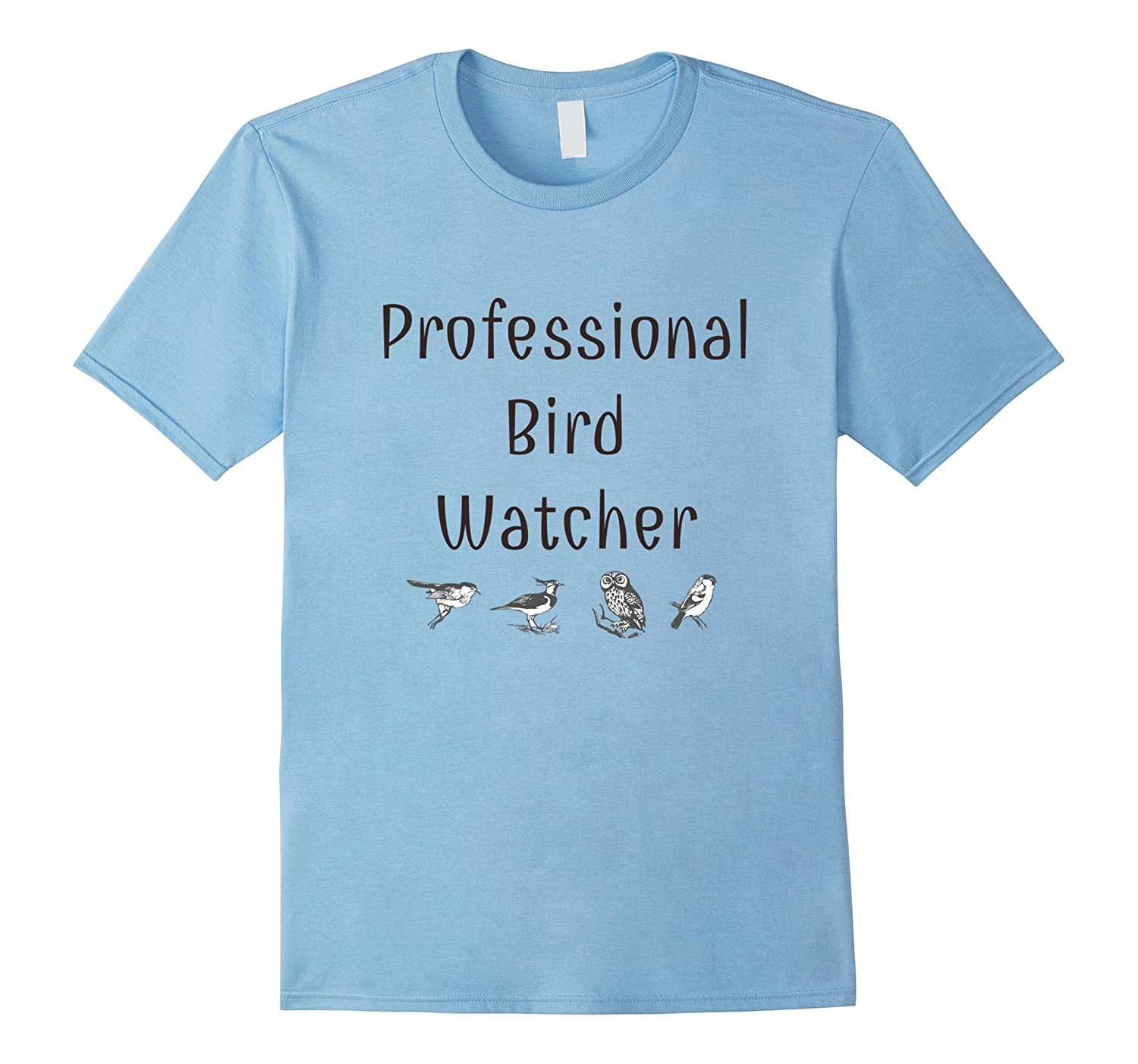 Bird Watcher t-Shirt  Womens, Mens, Bird Watching Tee