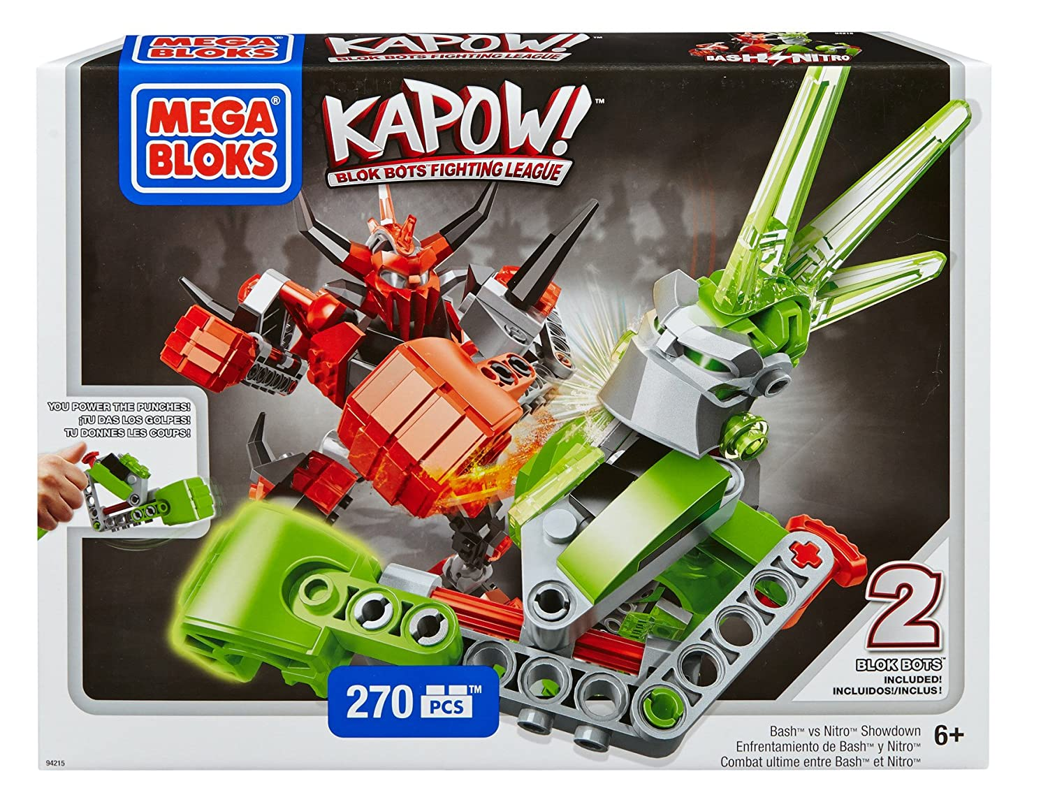 Top 7 Best Fighting Robot Toys Reviews in 2021 12