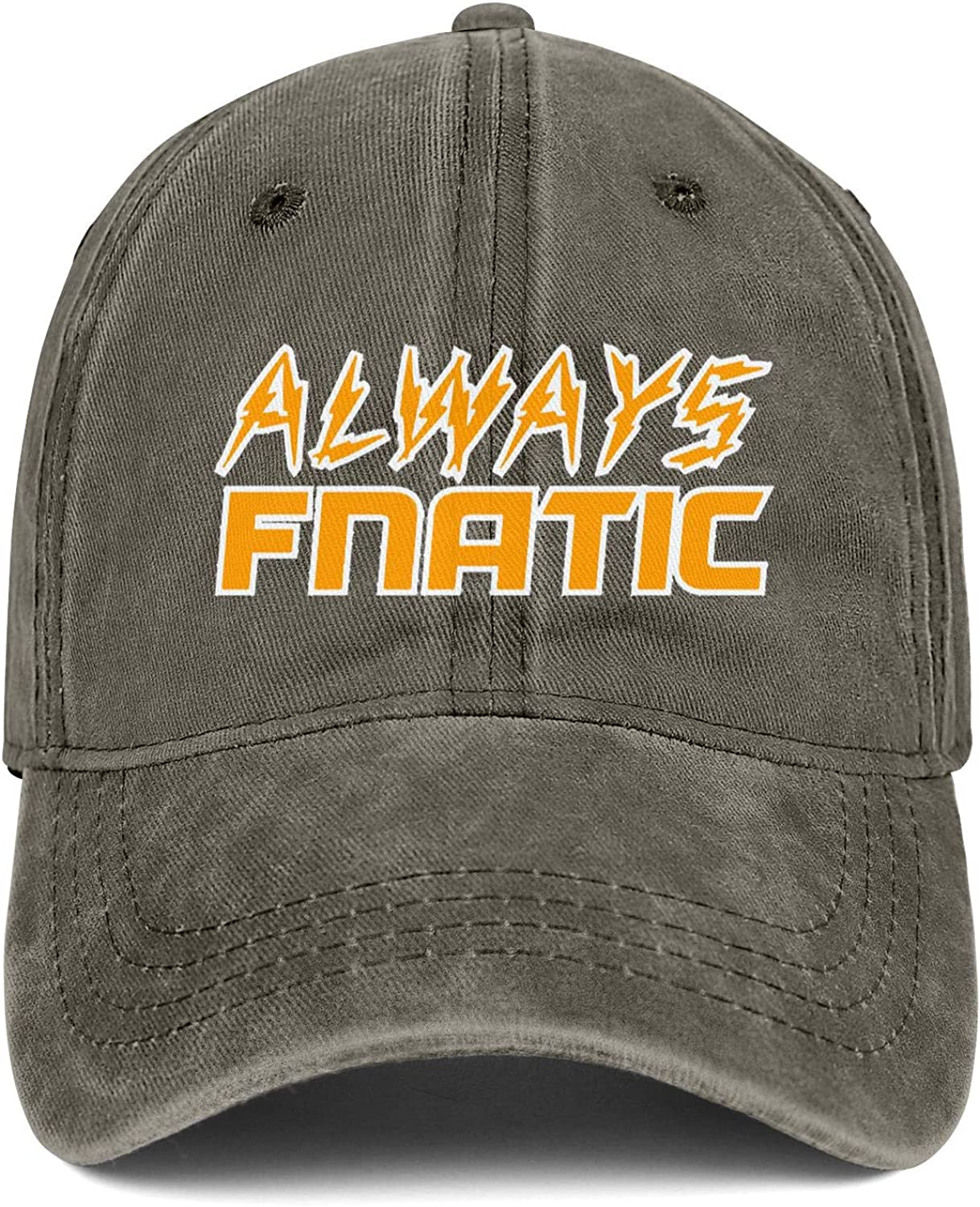 Unisex Always Fnatic Fits Cowboy Hat Superlite Skull Cap Dad Hat
