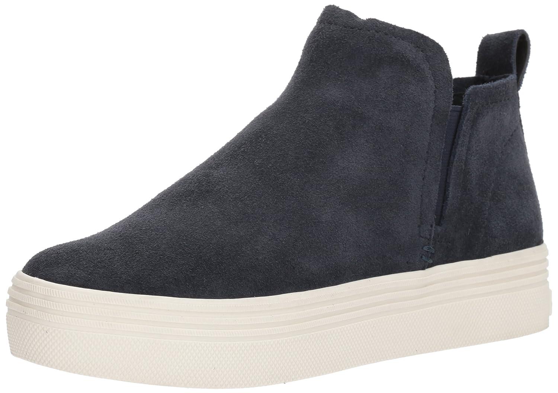Dolce Vita Women's Tate Sneaker B077NKQKND 9 B(M) US Navy Suede