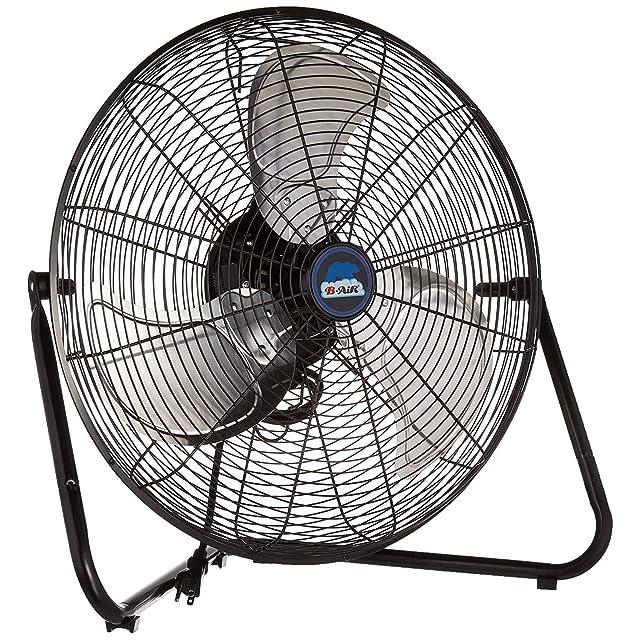 B-Air FIRTANA-20X High-Velocity Floor Fan