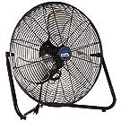 "B-Air FIRTANA-20X High Velocity Electric Industrial and Home Floor Fan, 20"""