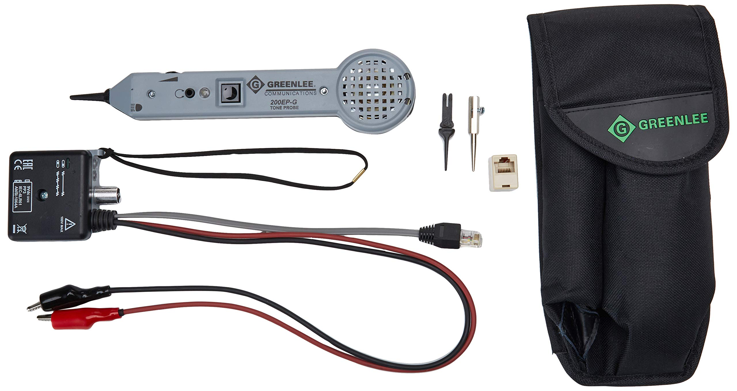 TEMPO Communications 701K-G Tone and Probe Kit (Legacy Model)