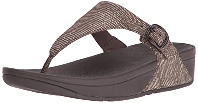 fcd2413344c3cd Fitflop Women s The Skinny Lizard Print Flip Flop  Amazon.co.uk ...
