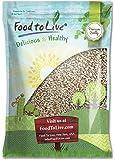 Sunflower Seeds, 5 Pounds - Kernels, No Shell, Kosher, Raw, Vegan, Bulk