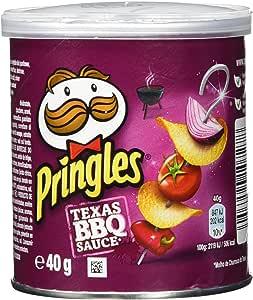 Pringles - Texas BBQ Souce - Productos de aperitivo frito con ...
