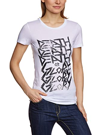 f8310d99a Amazon co Death Size Shirt Nike Women's l T uk Or Glory Whiteblack aw4gqzAg