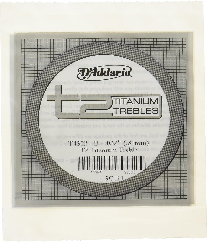 Daddario T4502Normal - Cuerda guitarra española