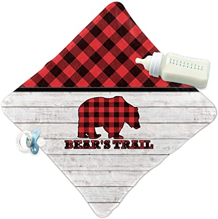 68b88514c Amazon.com  RNK Shops Lumberjack Plaid Security Blanket ...