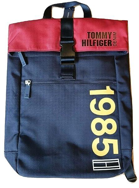 Tommy Hilfiger Herren Rucksack Backpack ORIGINAL Neu mit Etikett 46 x 28 x 13cm