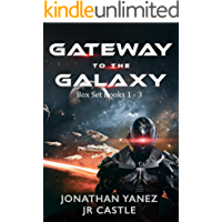 Gateway to the Galaxy Box Set Books 1 - 3