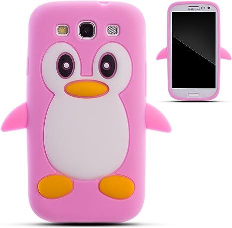 cover samsung galaxy s3 neo pinguino