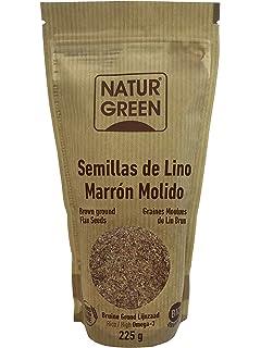 Semillas de Lino Organicas 500 gr: Amazon.es: Salud y ...