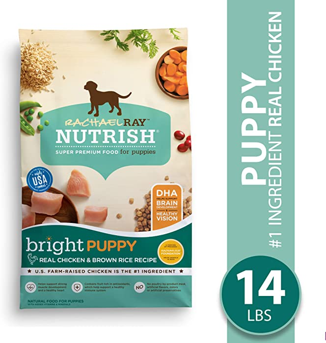 Top 8 Rachael Ray Puppy Food