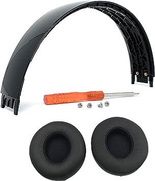 Solo3 - Almohadillas para Auriculares inalámbricos Beats Solo 3 y Solo 2: Amazon.es: Electrónica