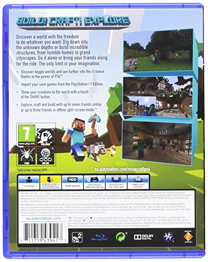 minecraft ps4 disney world download