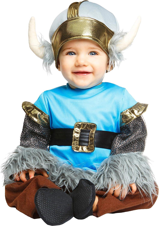My Other Me Me-204978 Disfraz de bebé vikingo para niño, 1-2 años ...