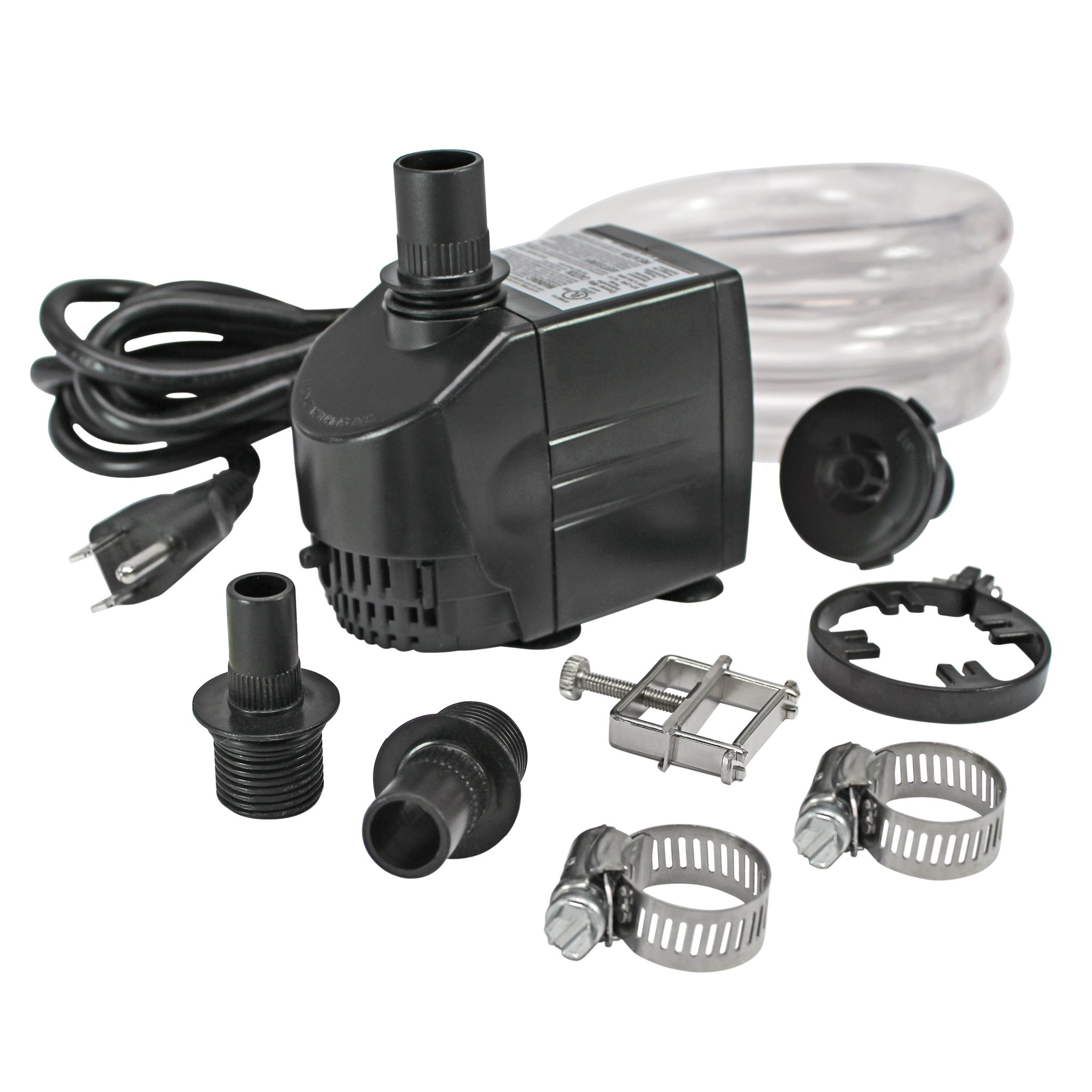 Design Toscano UL-Listed, Indoor/Outdoor, 290 GPH Pump Kit