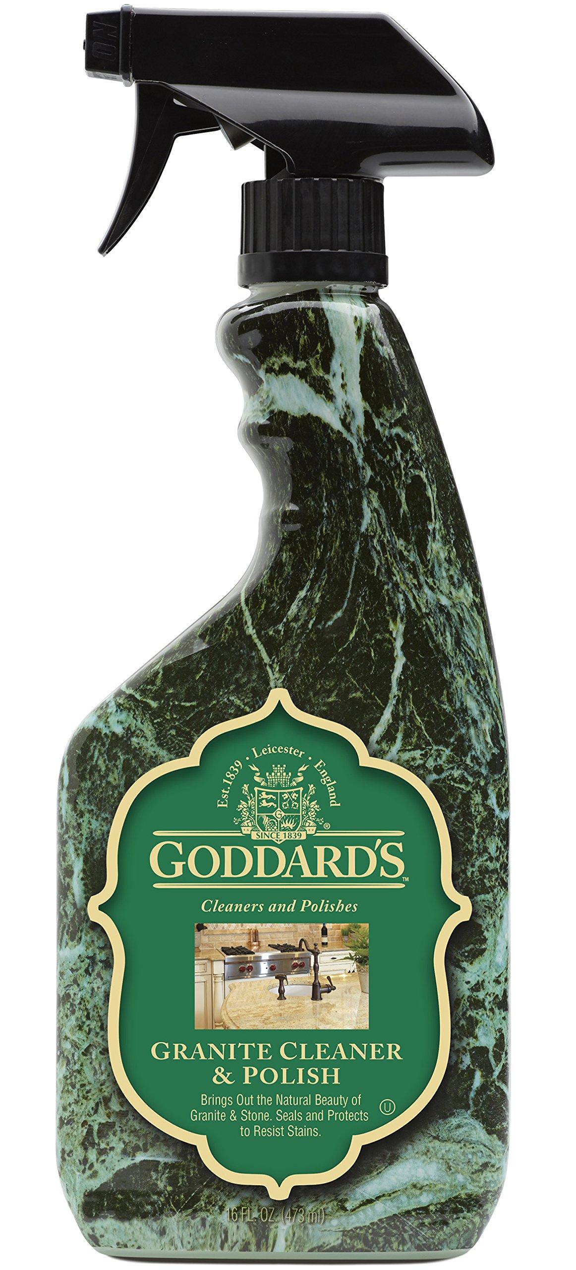Goddard's Instant Granite Polish Spray - 16 oz