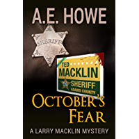 October's Fear (Larry Macklin Mysteries Book 12)