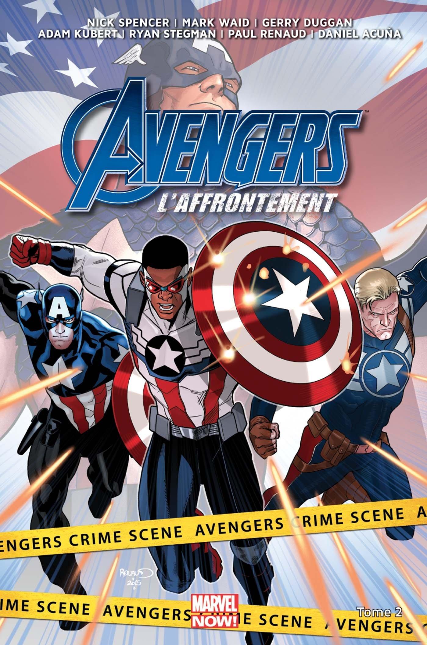 avengers comics pas cher