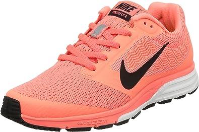 Agua con gas De todos modos Lo dudo  Amazon.com: Nike Air Zoom Fly 2 Zapato de running de la mujer, Rojo, 7 B(M)  US: Shoes
