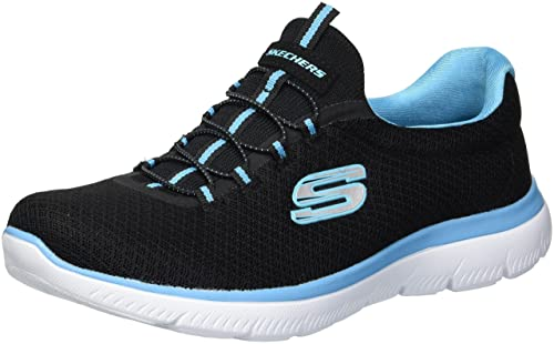 95136e207906 Skechers Sport Women s Women s Summits Sneaker  Amazon.co.uk  Shoes ...
