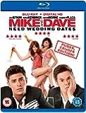 Mike and Dave Need Wedding Dates (Blu-ray + Digital HD UV Copy)