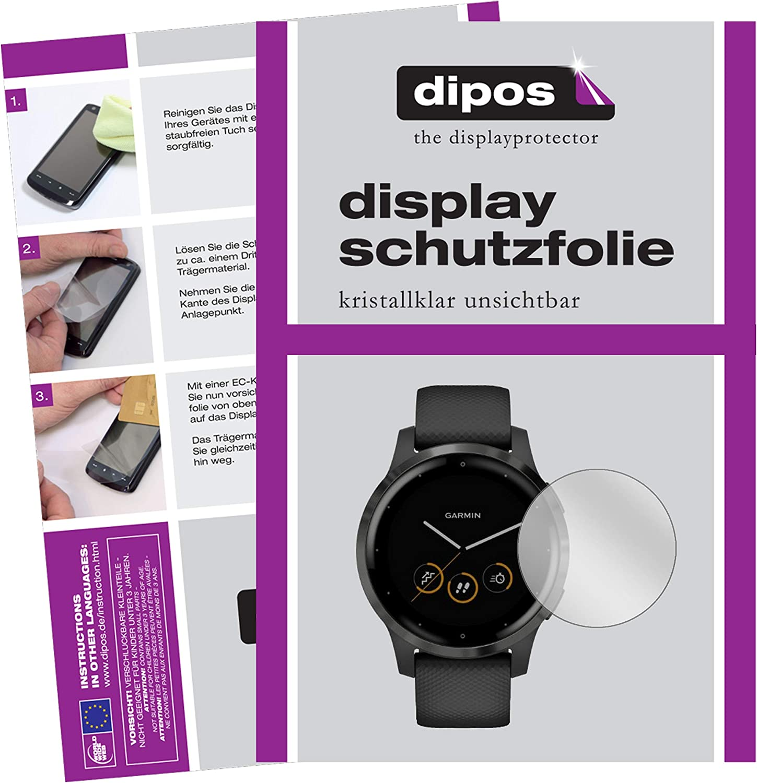 Dipos I 6x Schutzfolie Klar Kompatibel Mit Garmin Computer Zubehör
