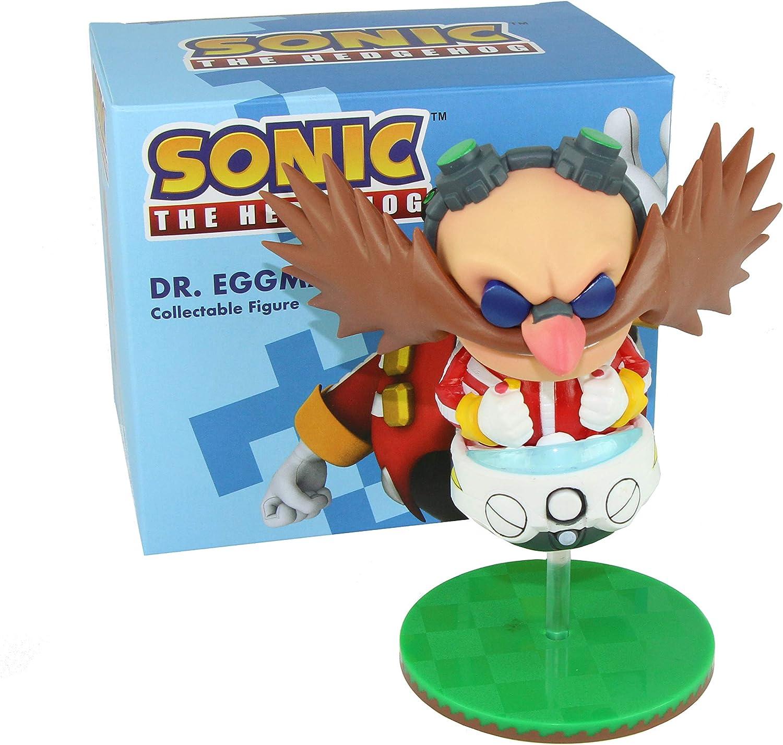 Amazon Com Loot Gaming Sonic The Hedgehog Dr Eggman Figure