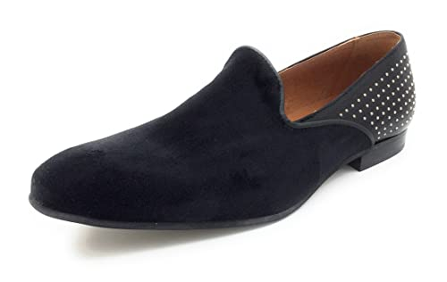 Topman Mocasines de Tela Para Mujer Negro Negro, Color Negro, Talla 43: Amazon.es: Zapatos y complementos